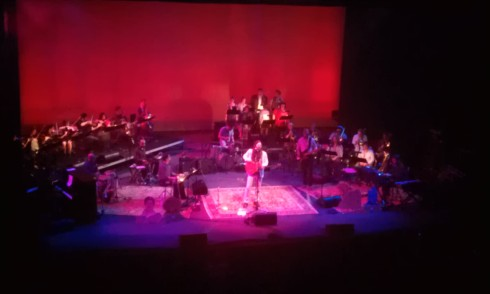 Matthew E. White and friends at Fletcher Opera Hall